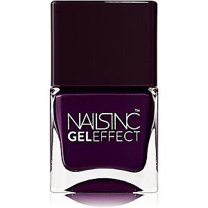 Nails Inc. Gel Effect lak na nehty s gelovým efektem odstín Grosvenor Crescent 14 ml obraz