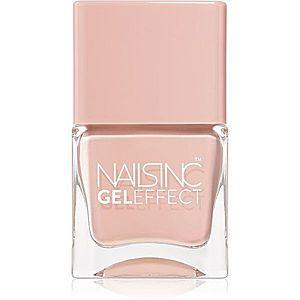 Nails Inc. Gel Effect lak na nehty s gelovým efektem odstín Mayfair Lane 14 ml obraz