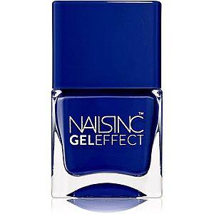Nails Inc. Gel Effect lak na nehty s gelovým efektem odstín Old Bond Street 14 ml obraz
