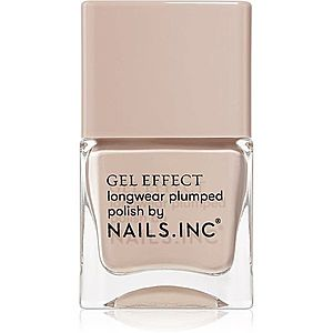 Nails Inc. Gel Effect dlouhotrvající lak na nehty odstín Colville Mews 14 ml obraz