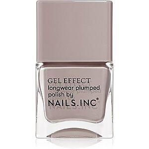 Nails Inc. Gel Effect dlouhotrvající lak na nehty odstín Porchester Square 14 ml obraz