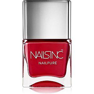 Nails Inc. Nail Pure vyživující lak na nehty odstín Tate 14 ml obraz