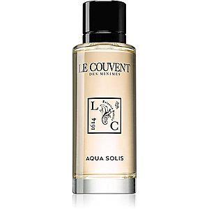 Le Couvent Maison de Parfum Botaniques Aqua Solis toaletní voda unisex 100 ml obraz