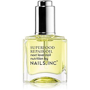 Nails Inc. Superfood Repair Oil vyživující olej na nehty 14 ml obraz