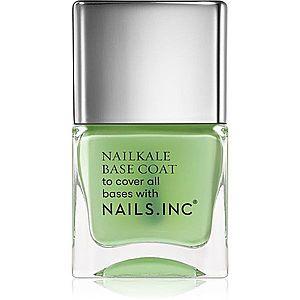 Nails Inc. Nailkale Superfood Base Coat podkladový lak na nehty s regeneračním účinkem 14 ml obraz