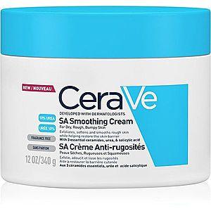 CeraVe SA hydratační zjemňující krém pro suchou až velmi suchou pokožku 340 g obraz