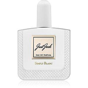 Just Jack Simply Blanc parfémovaná voda unisex 100 ml obraz