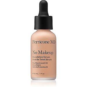 Perricone MD No Makeup Foundation Serum lehký make-up pro přirozený vzhled odstín Beige 30 ml obraz