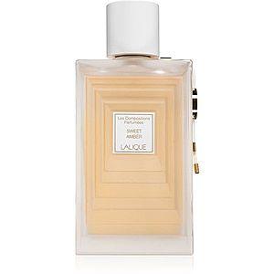 Lalique Les Compositions Parfumées Sweet Amber parfémovaná voda pro ženy 100 ml obraz