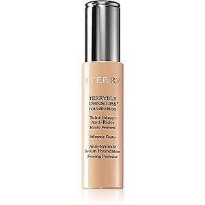 By Terry Terrybly Densiliss krémový make-up proti stárnutí pleti odstín 6 - Light Amber 30 ml obraz