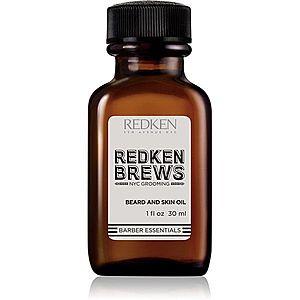 Redken Brews olej na vousy a bradu 30 ml obraz