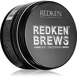Redken Brews pomáda na vlasy pro objem a tvar 100 ml obraz