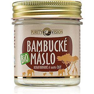 Purity Vision BIO bambucké máslo 120 ml obraz