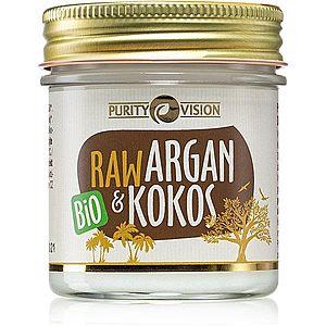 Purity Vision Raw arganový olej s kokosem 120 ml obraz
