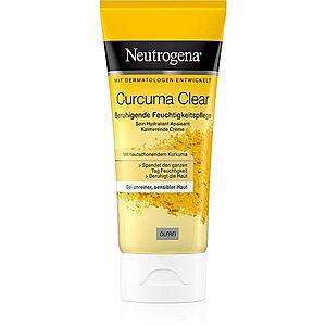 Neutrogena Curcuma Clear lehký hydratační krém 75 ml obraz