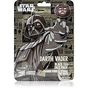 Mad Beauty Star Wars Darth Vader plátýnková maska s extraktem z čajovníku 25 ml obraz