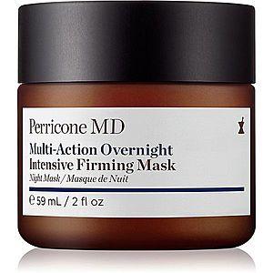 Perricone MD Multi Action Overnight intenzivní hydratační maska se zpevňujícím účinkem 59 ml obraz