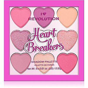 I Heart Revolution Heartbreakers paletka očních stínů odstín Sweetheart 4.95 g obraz