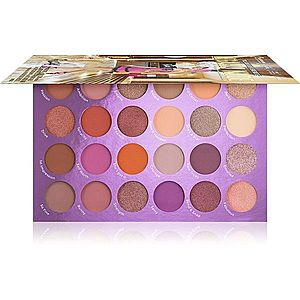 Rude Cosmetics Legally Nude paleta očních stínů 28 g obraz