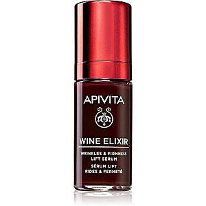 Apivita Wine Elixir Santorini Vine protivráskové a liftingové sérum se zpevňujícím účinkem 30 ml obraz