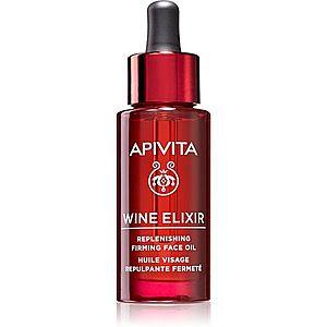 Apivita Wine Elixir Grape Seed Oil protivráskový pleťový olej se zpevňujícím účinkem 30 ml obraz