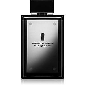 Antonio Banderas The Secret toaletní voda pro muže 200 ml obraz