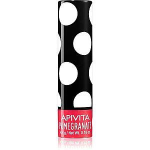 Apivita Lip Care Pomegranate hydratační balzám na rty 4.4 g obraz