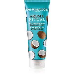 Dermacol Aroma Ritual Brazilian Coconut relaxační sprchový gel 250 ml obraz