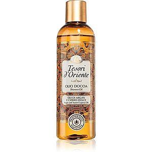 Tesori d'Oriente Argan & Cyperus Oils sprchový olej 250 ml obraz