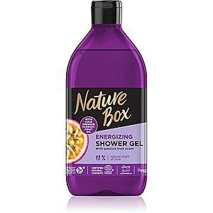 Nature Box Passion Fruit energizující sprchový gel 385 ml obraz