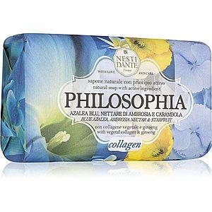 Nesti Dante Philosophia Collagen with vegetable collagen & ginseng přírodní mýdlo s kolagenem 250 g obraz