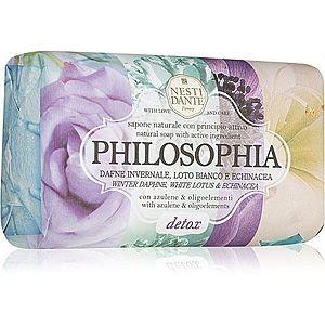 Nesti Dante Philosophia Detox with Azulene & Oligoelements přírodní mýdlo 250 ml obraz