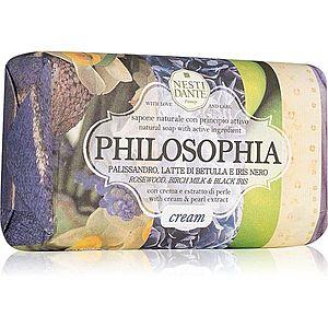Nesti Dante Philosophia Cream with Cream & Pearl Extract přírodní mýdlo 250 g obraz
