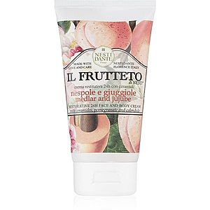 Nesti Dante Il Frutteto Medlar and Jujube hydratační krém na obličej a tělo 150 ml obraz
