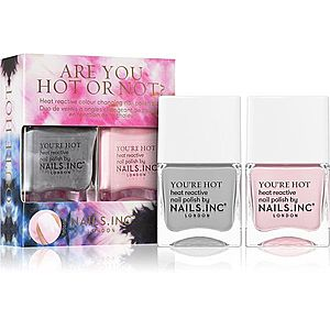 Nails Inc. Are You Hot Or Not výhodné balení I. (na nehty) obraz