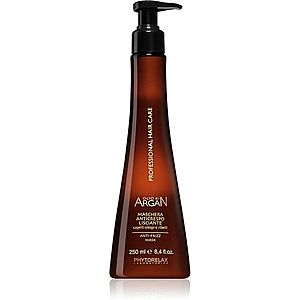 Phytorelax Laboratories Olio Di Argan hydratační a uhlazující maska s arganovým olejem 250 ml obraz