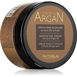 Phytorelax Laboratories Olio Di Argan hydratační krém na ruce a nehty s arganovým olejem 100 ml obraz