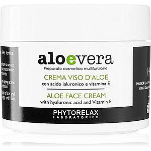 Phytorelax Laboratories Aloe Vera ochranný pleťový krém s aloe vera 50 ml obraz