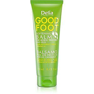 Delia Cosmetics Good Foot Softening zjemňující balzám na nohy 250 ml obraz