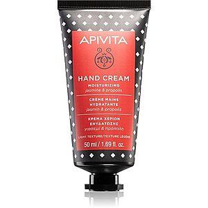Apivita Hand Care Jasmine & Propolis hydratační krém na ruce 50 ml obraz
