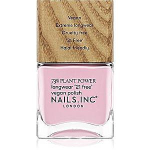 Nails Inc. Vegan Nail Polish dlouhotrvající lak na nehty odstín Everyday Self Care 14 ml obraz
