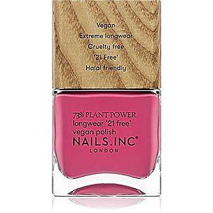 Nails Inc. Vegan Nail Polish dlouhotrvající lak na nehty odstín U OK HUN? 14 ml obraz