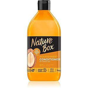 Nature Box Argan hloubkově vyživující kondicionér s arganovým olejem 385 ml obraz