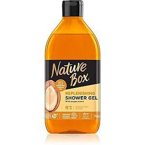 Nature Box Argan vyživující sprchový gel s arganovým olejem 385 ml obraz
