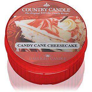 Country Candle Candy Cane Cheescake čajová svíčka 42 g obraz