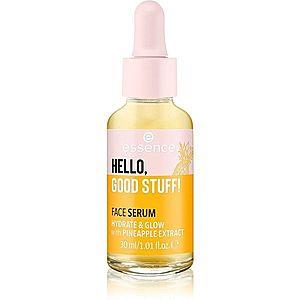 Essence Hello, Good Stuff! Pineapple Extract rozjasňující hydratační sérum 30 ml obraz