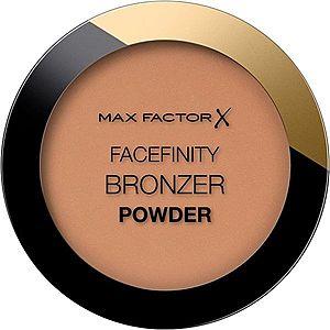 Max Factor Facefinity bronzující pudr 001 Light Bronze 10 g obraz