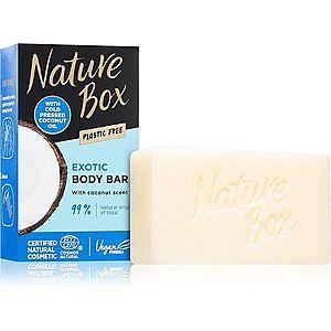 Nature Box Coconut čisticí tuhé mýdlo 100 g obraz
