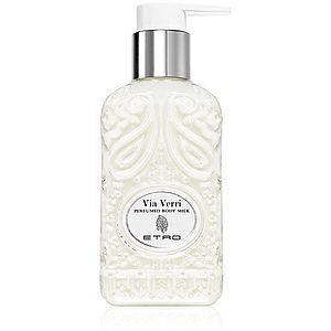 Etro Via Verri parfémované tělové mléko unisex 250 ml obraz