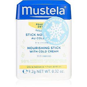 Mustela Bébé Hydra Stick ochranná hydratační tyčinka pro děti od narození 9.2 g obraz